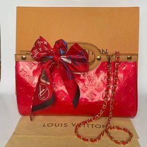 Louis Vuitton Roxbury Vernis bag